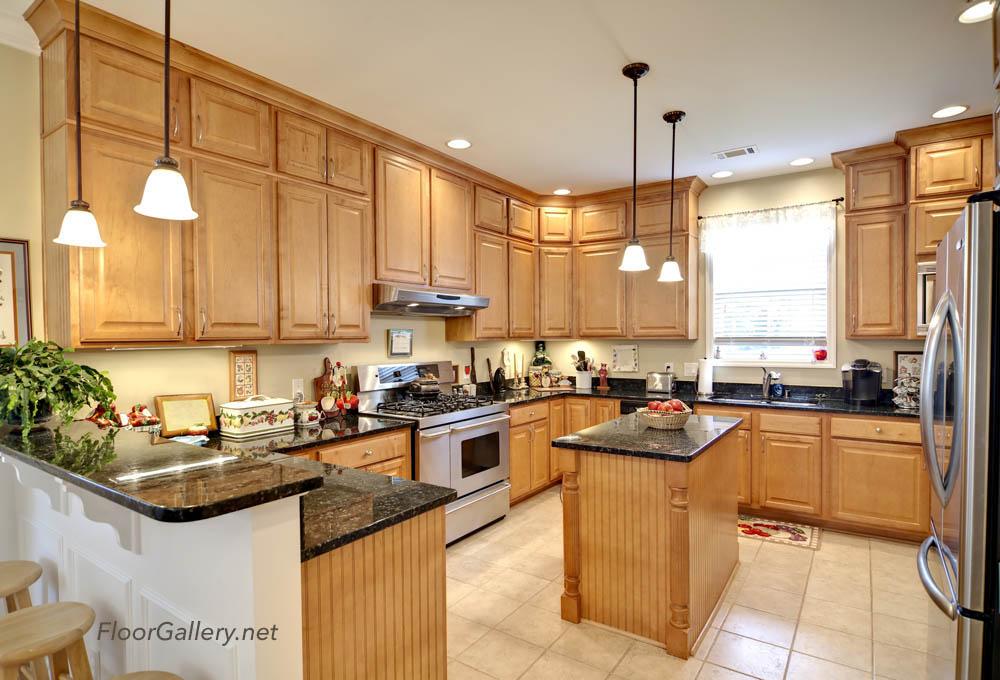 beautiful upscale kitchen