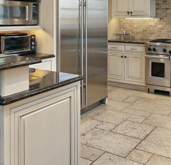 Kitchen Floor - Irvine