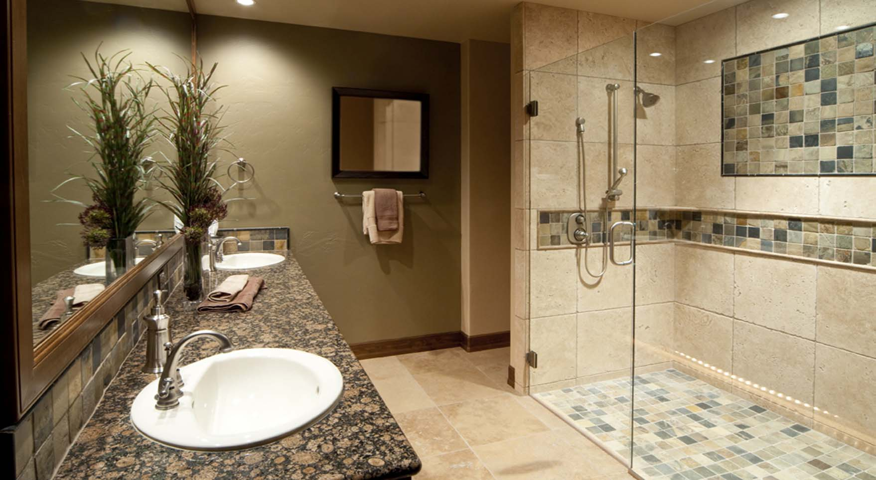 Modern Bath Design Mission Viejo CA